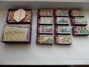 Спички коллекционные, сувенирные, антикварные.